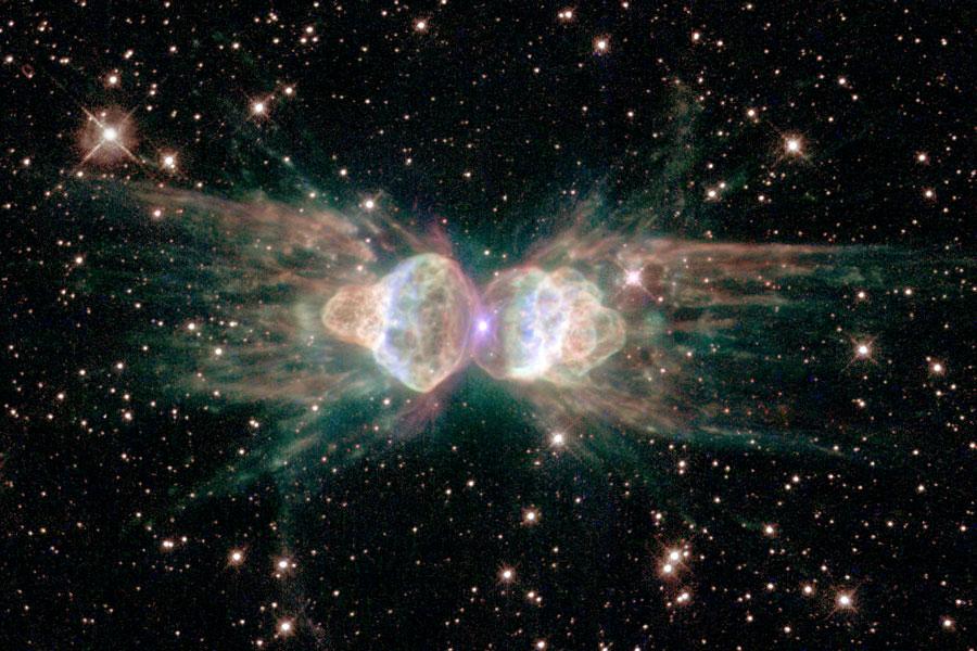 Nebulosa planetaria Mz3: La Nebulosa de la Hormiga
