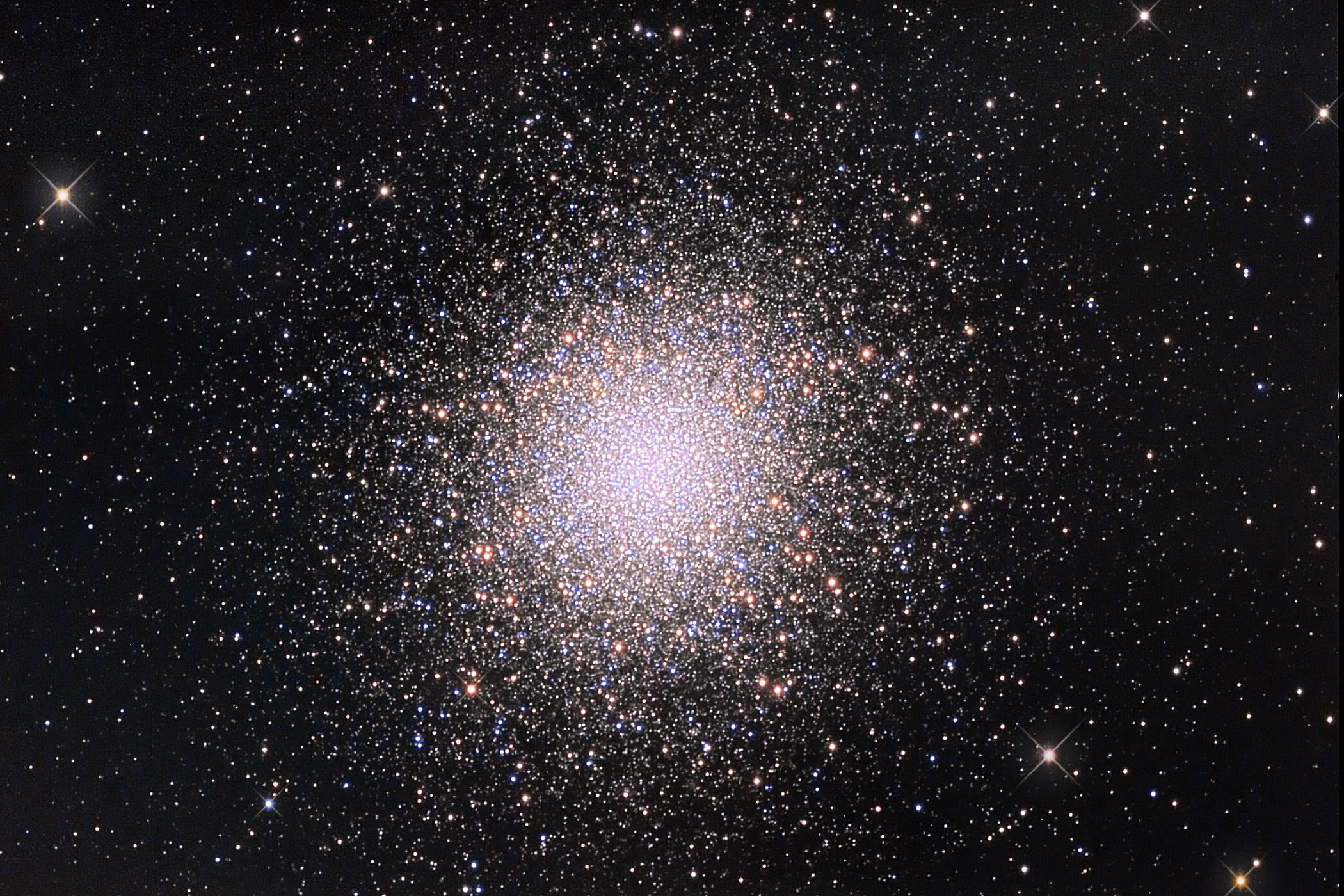 StarCluster M13 - Pics about space