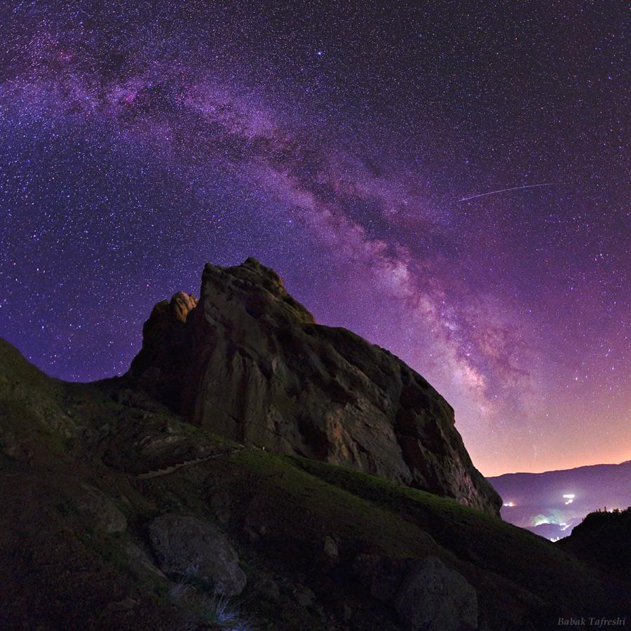 La noche estrellada de Alamut