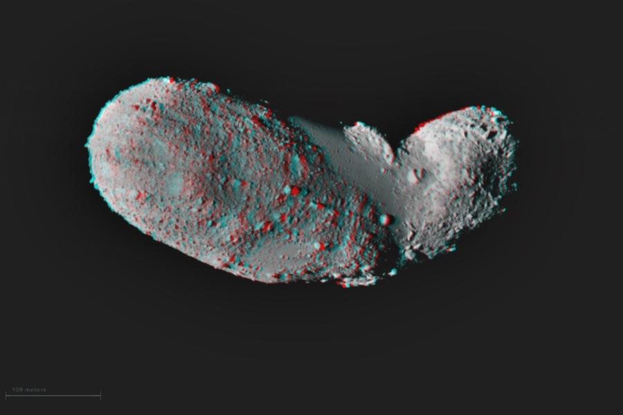 itokawa asteroid surface - photo #22