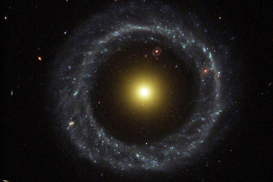 Objeto de Hoag: Una extraña galaxia anillo
