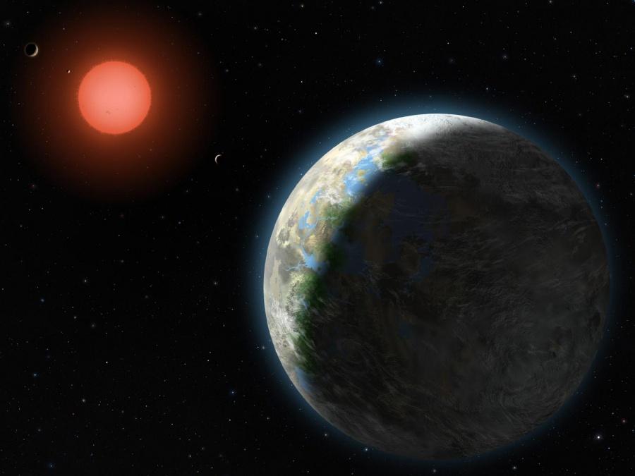 [摘译]每日天文一图 - 地外生命世界(2010年10月1日) - 秋天的麦兜 - 蜗牛壳
