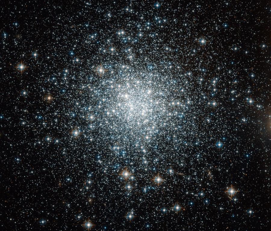 Kulová hvězdokupa NGC 6934