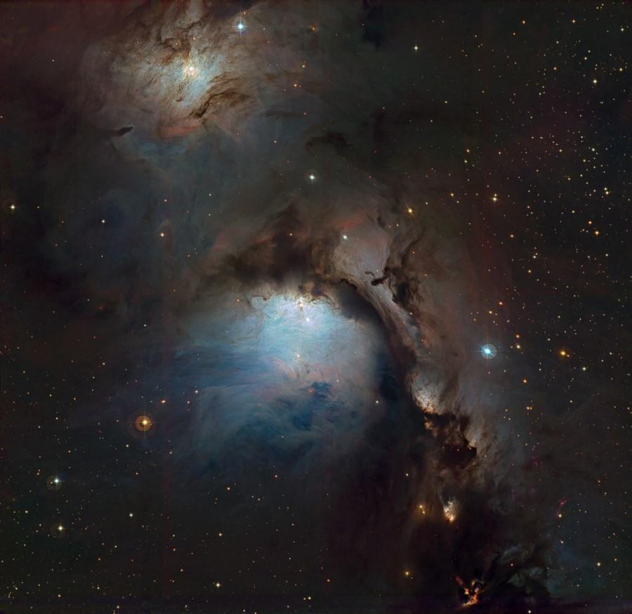 Tesoros ocultos de M78