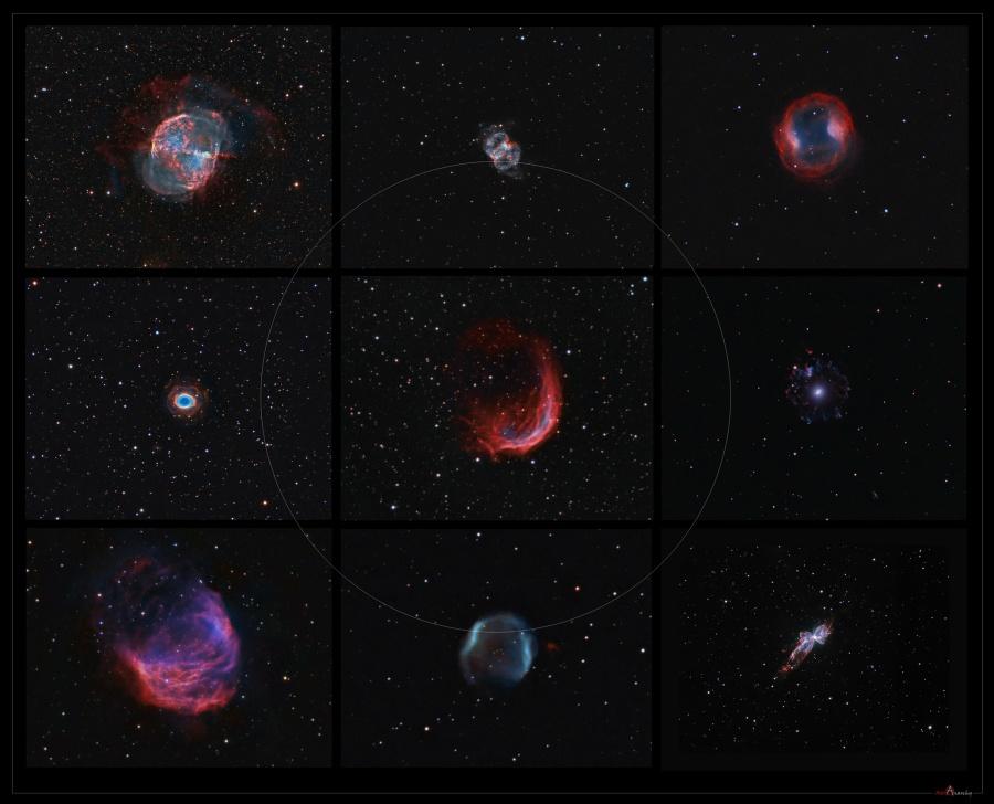Proyecto Nebulosa Planetaria
