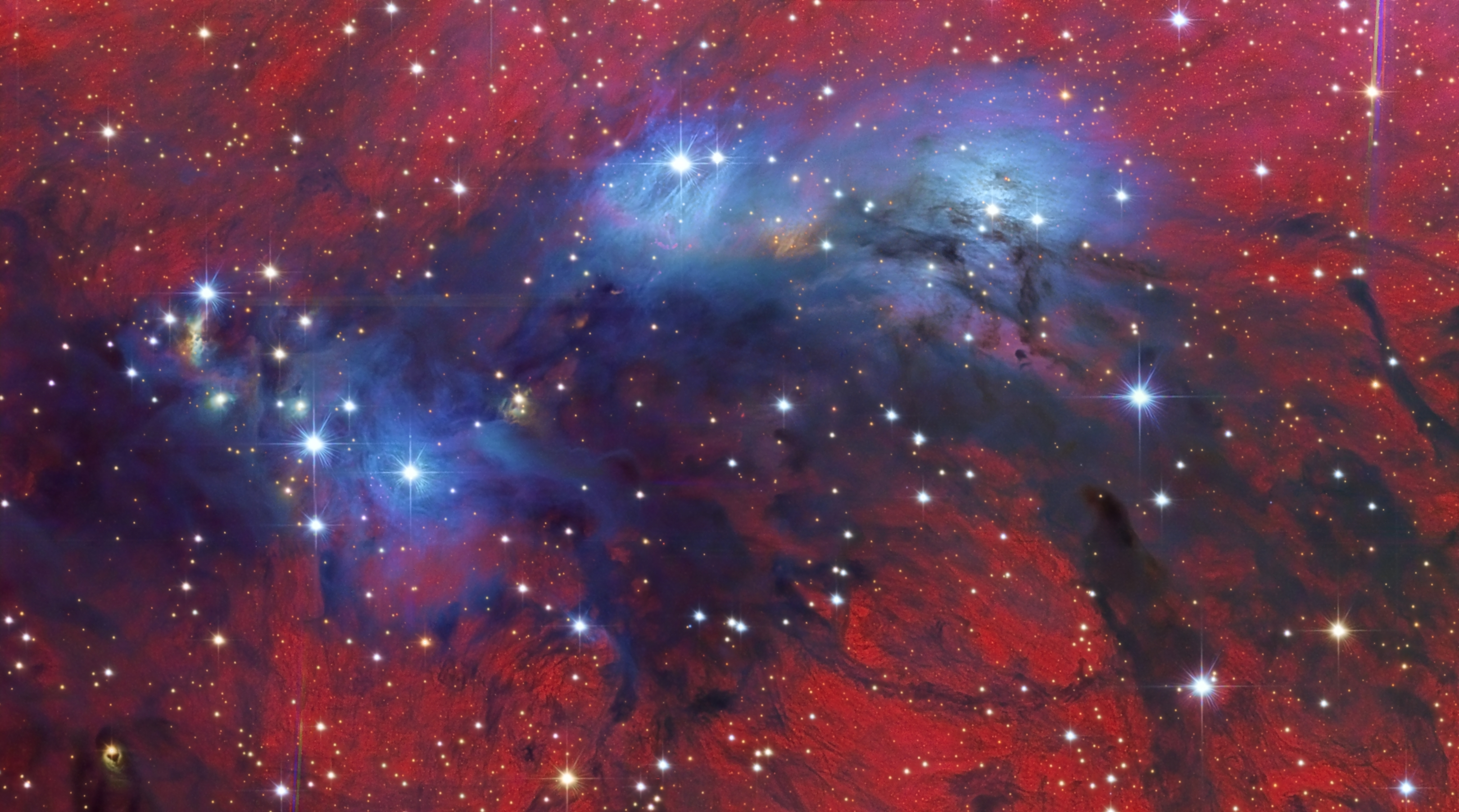 APOD: 2011 March 4 - NGC 6914 Nebulae