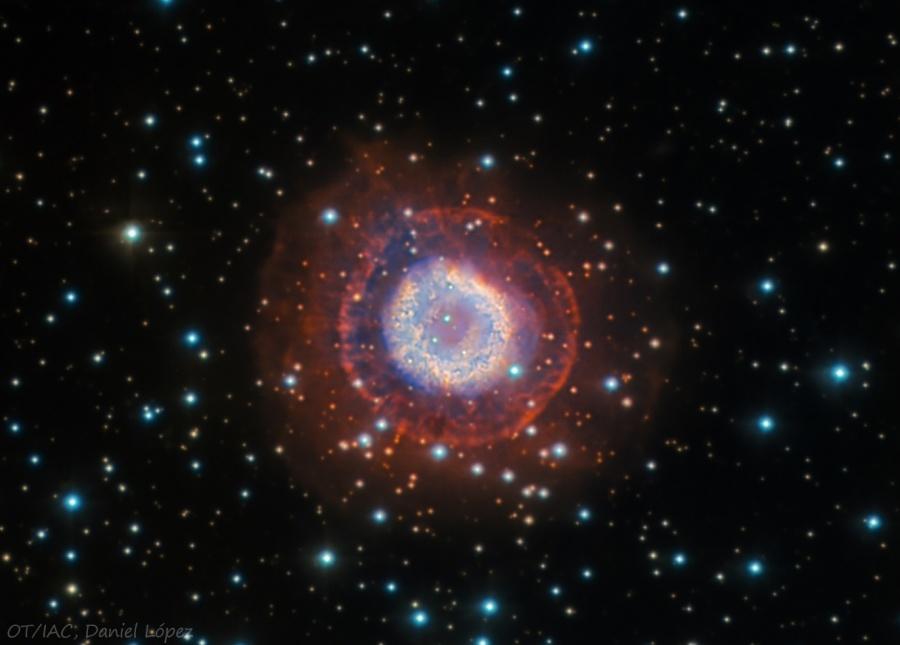 Nebulosa Planetaria NGC 2438