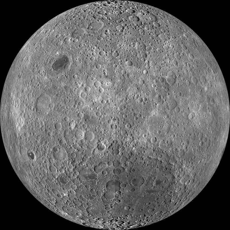 Cara lejana de la Luna