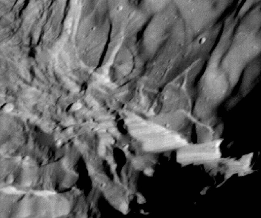 Verona Rupes: el acantilado más alto conocido del Sistema Solar
