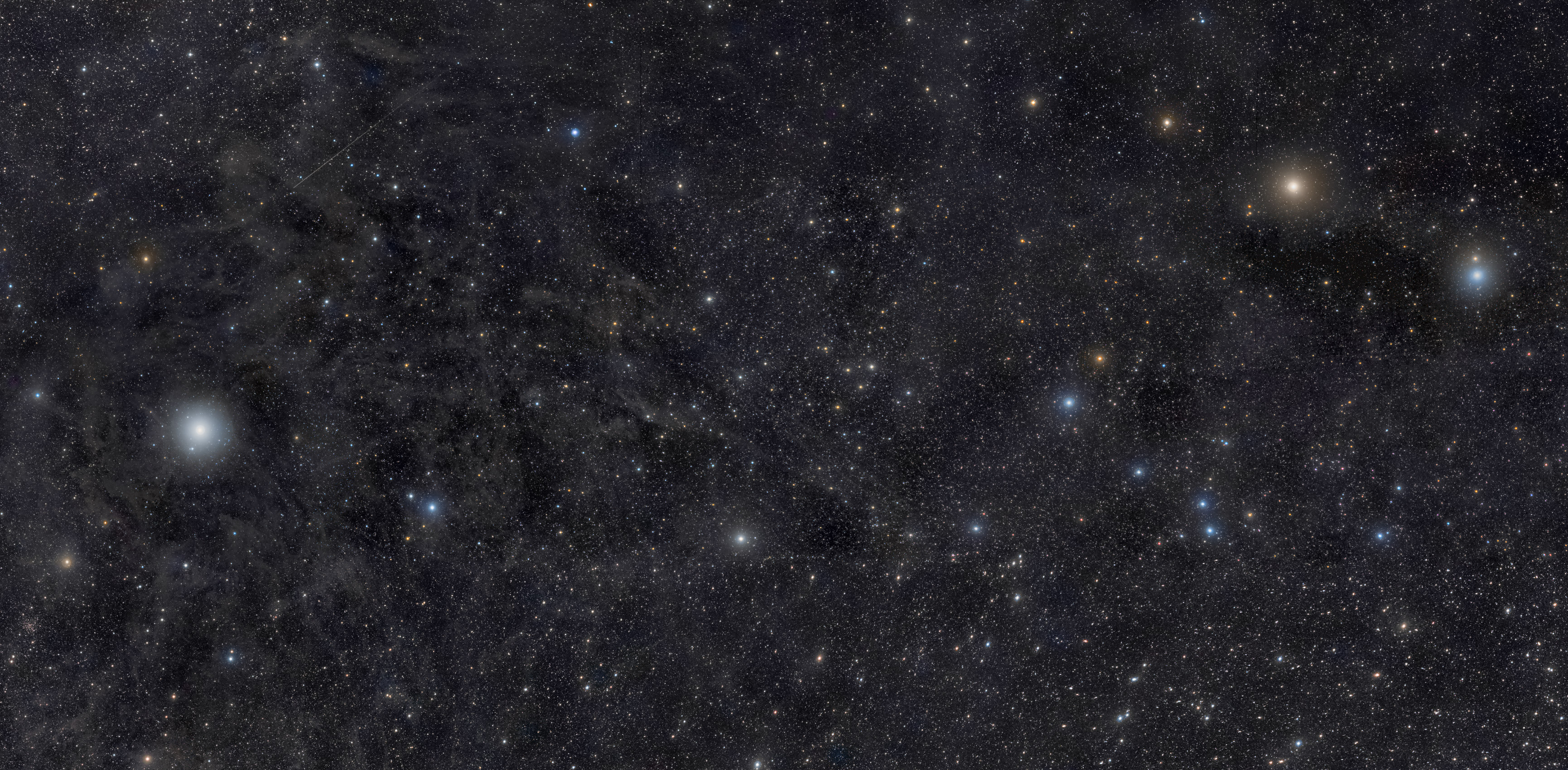 小北斗七星(2011年5月14日)- 每日天文一图摘译 - 秋天的麦兜 - 蜗牛壳