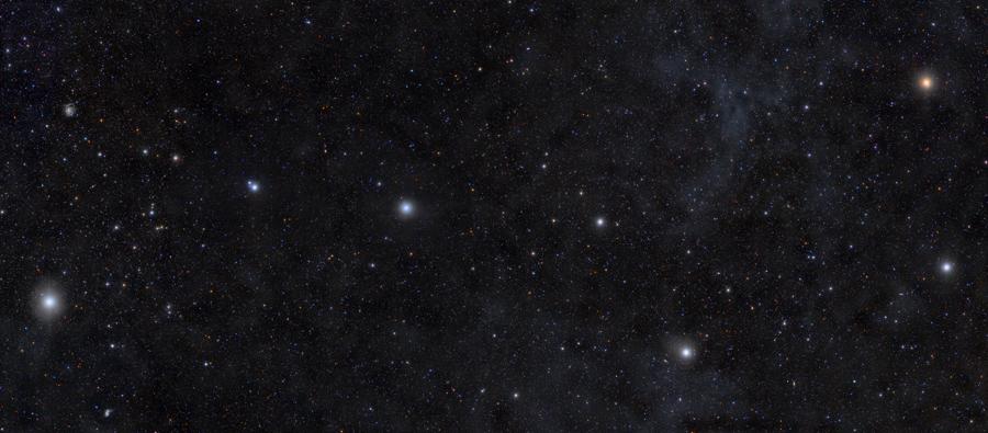 北斗七星(2011年6月24日)- 每日天文一图摘译 - 秋天的麦兜 - 蜗牛壳