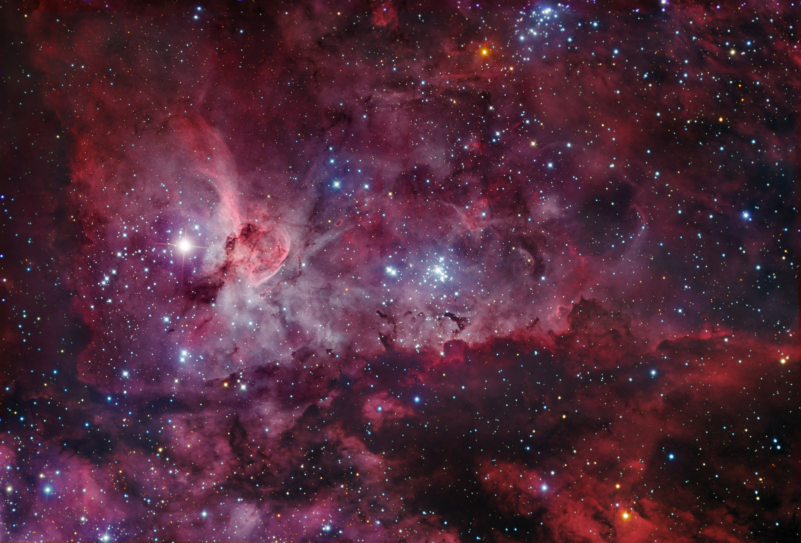 carina nebula hd - photo #24