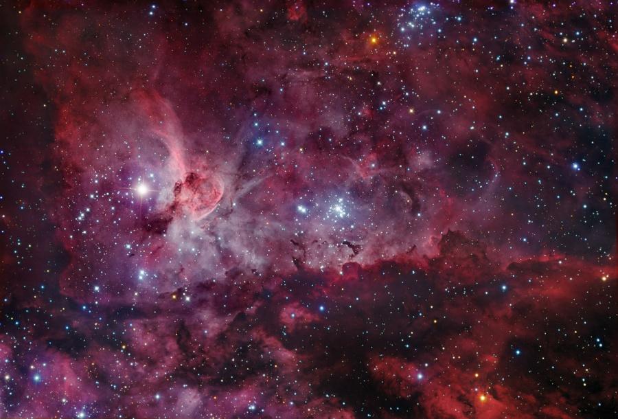 La Gran Nebulosa Carina
