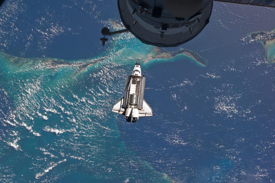 La última aproximación del Atlantis