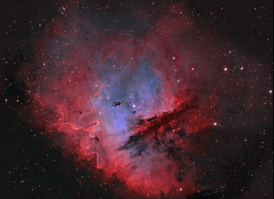 Retrato: NGC 281