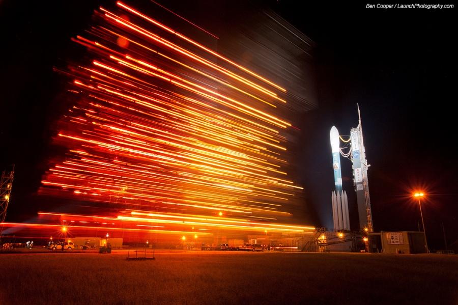 Los cohetes GRAIL de nuevo
