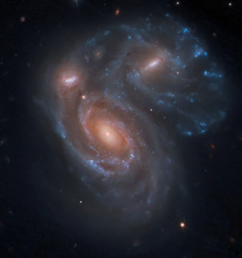 Imagen Astronómica Arp272HLA_pugh800