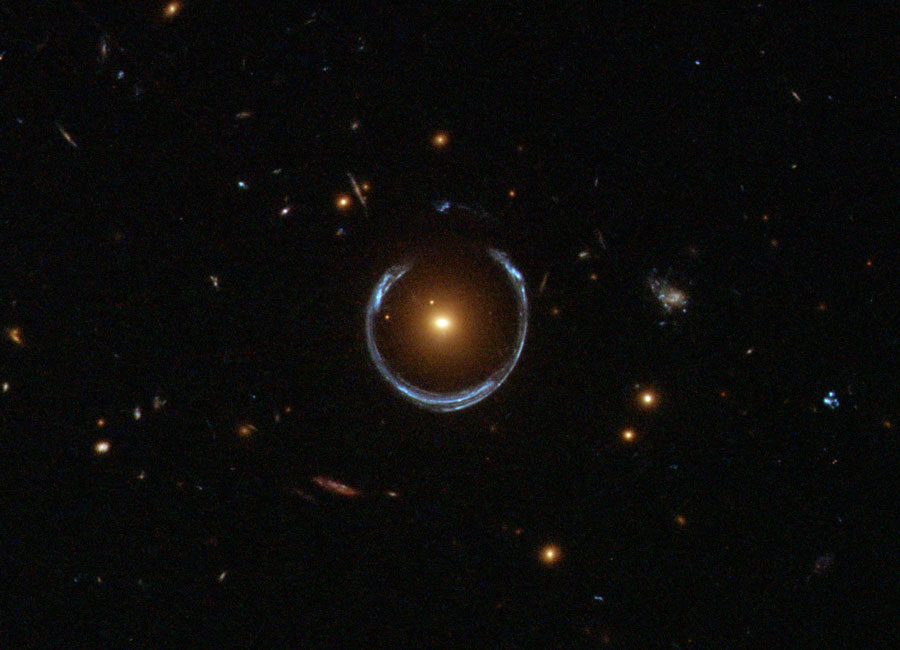 ABC of Astronomy – G is for Gravitational Lens - Astronomy