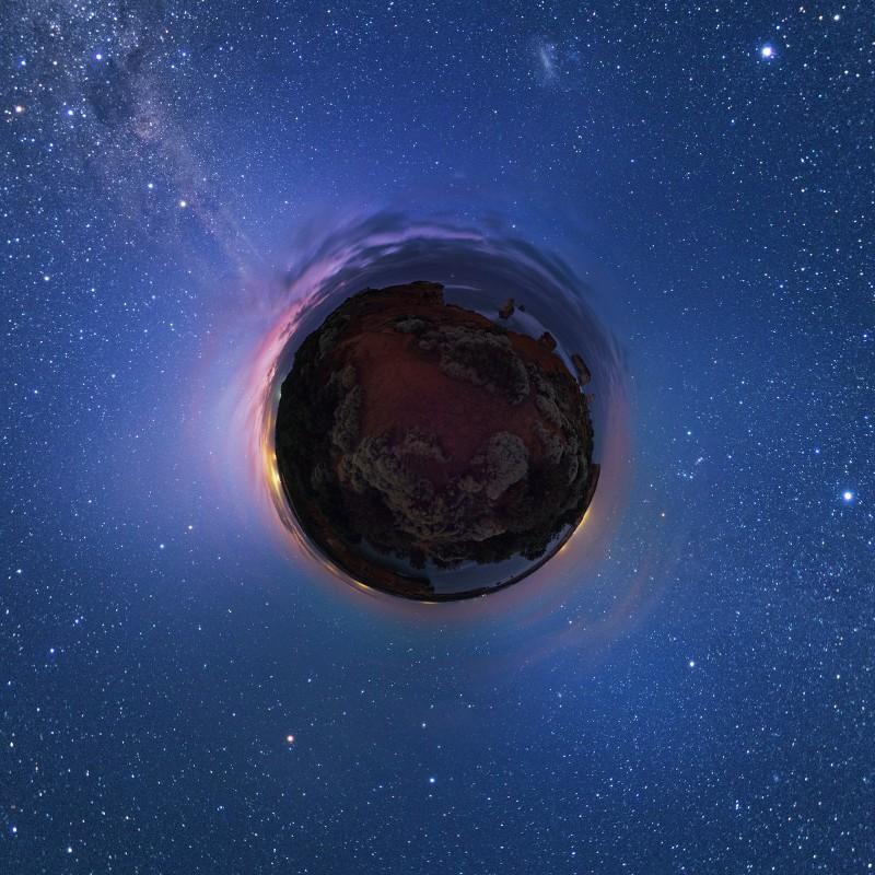 El pequeño planeta Lovejoy