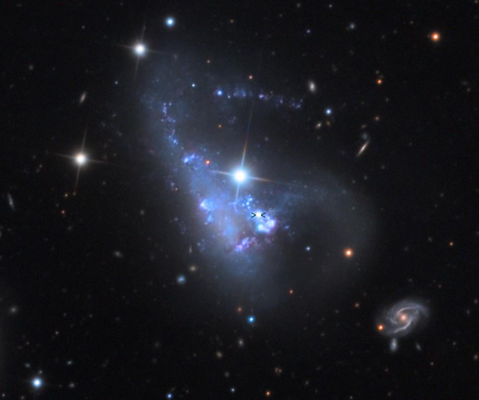 NGC 3239 and SN 2012A
