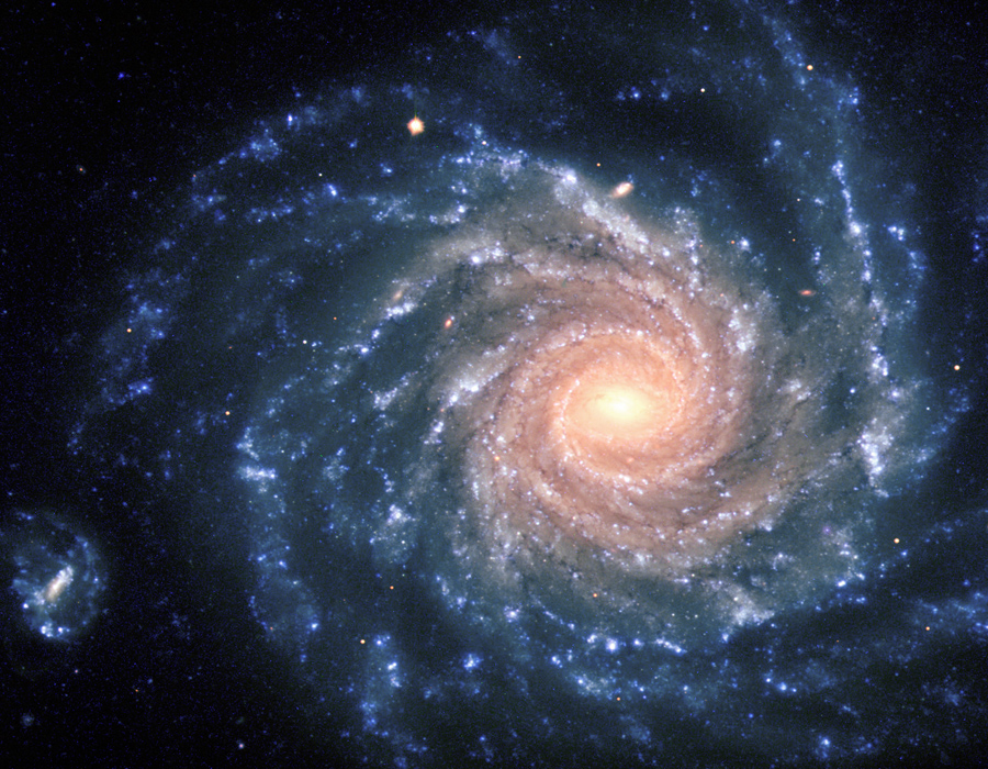 La magnífica galaxia espiral NGC 1232