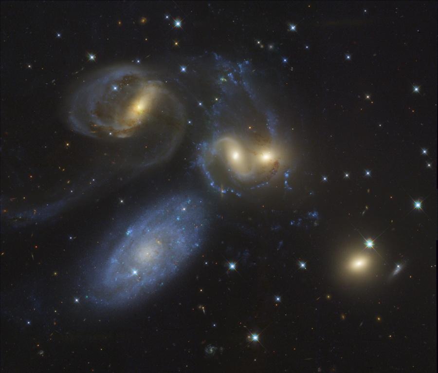 El Quinteto de Stephan
