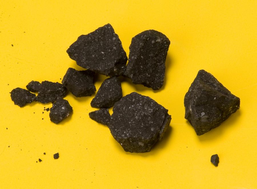 El meteorito de Sutter Mill