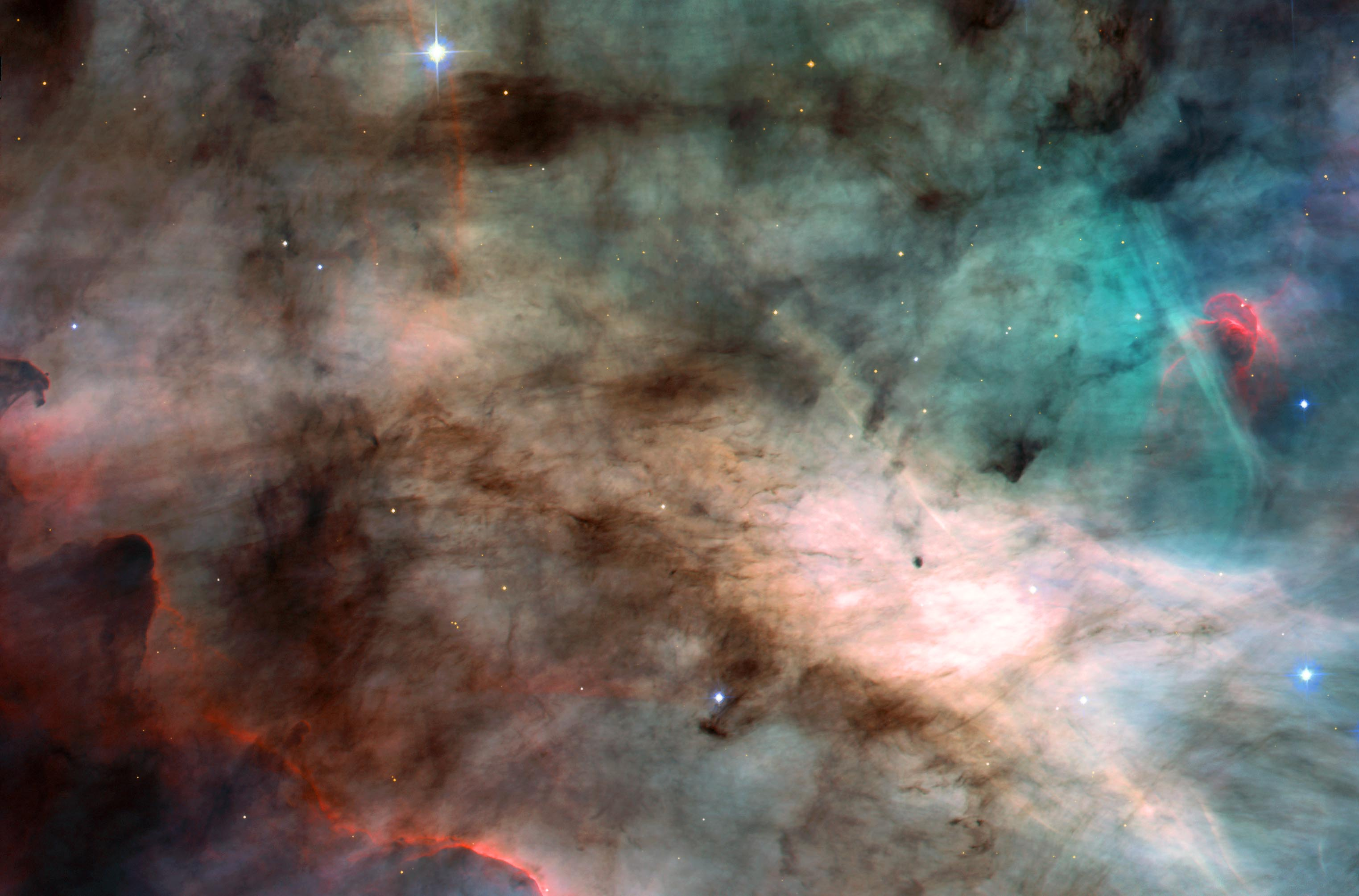 omega nebula nasa - photo #13