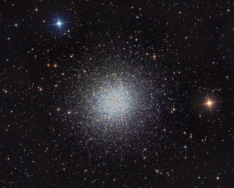 M13: el Gran Cúmulo globular de Hércules