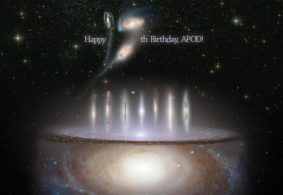 APOD cumple 17 años