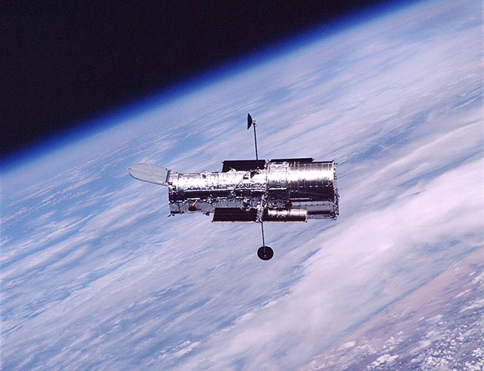 Dos telescopios de la calidad del Hubble dados a la NASA