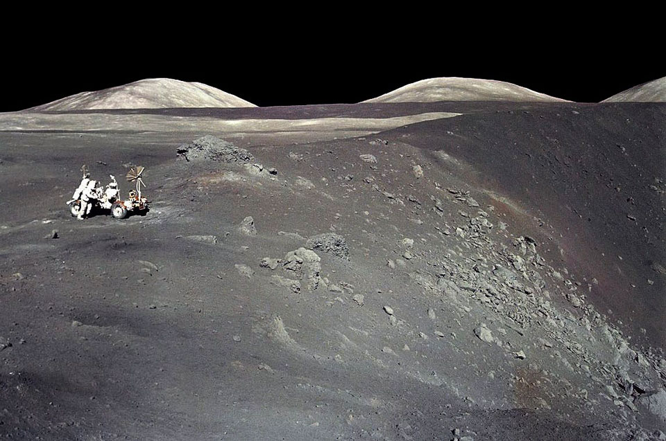 Apollo 17 (page 3) - Pics about space