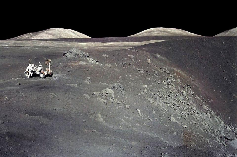 view inside nasa lunar rover - photo #41
