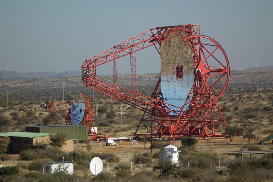 El Telescopio Estereoscópico de Alta Energía II