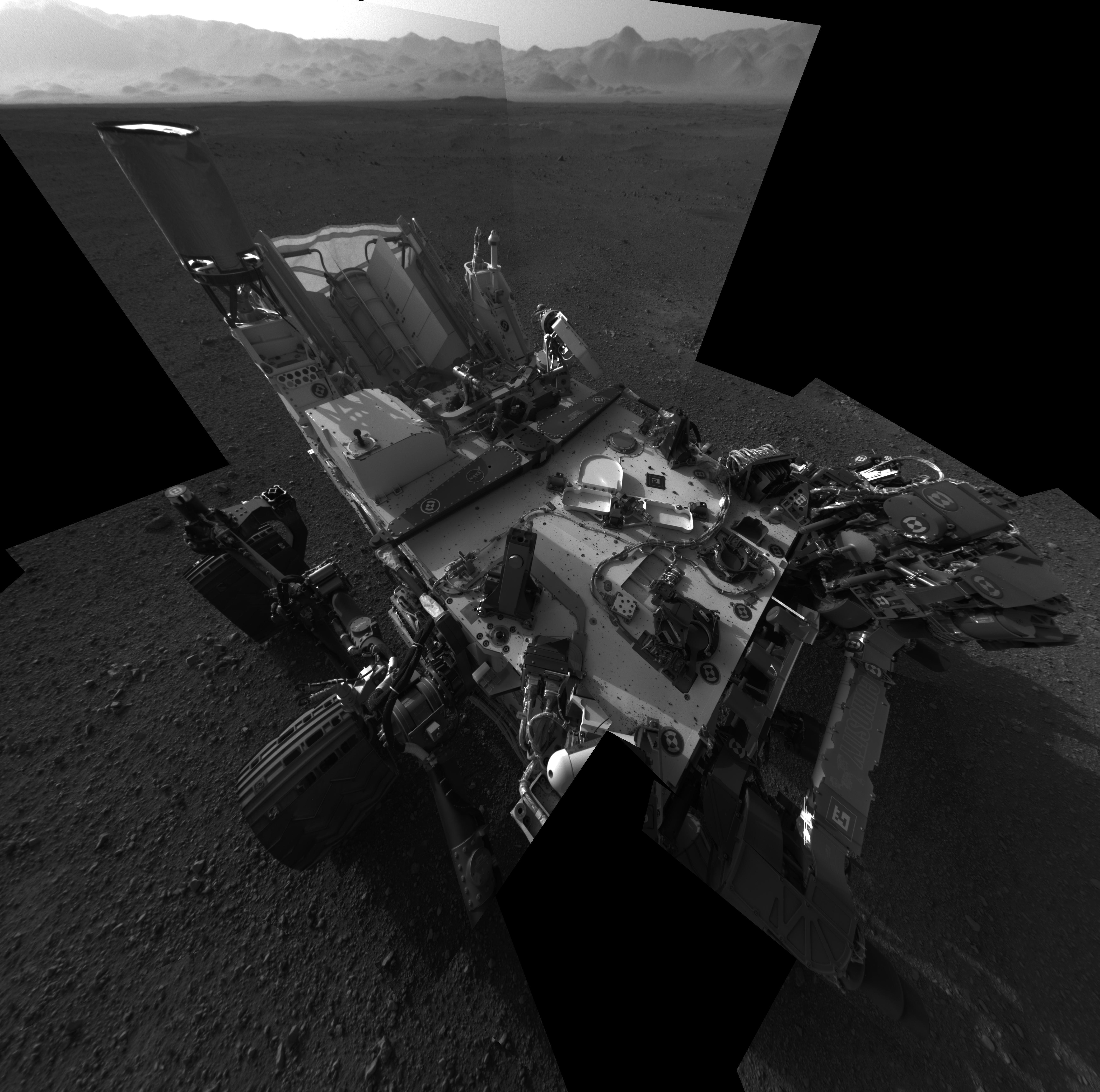 telescope from nasa curiosity - photo #24