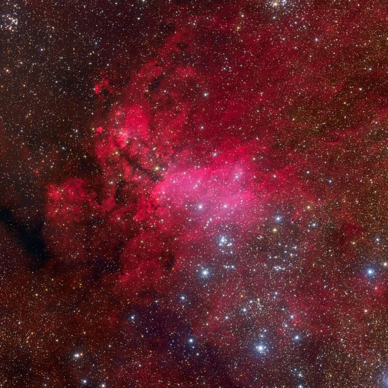 Imagem astronômica do dia