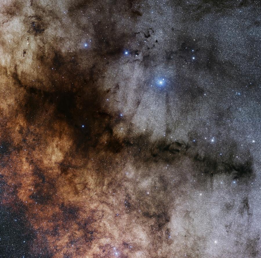 La Nebulosa de la Pipa