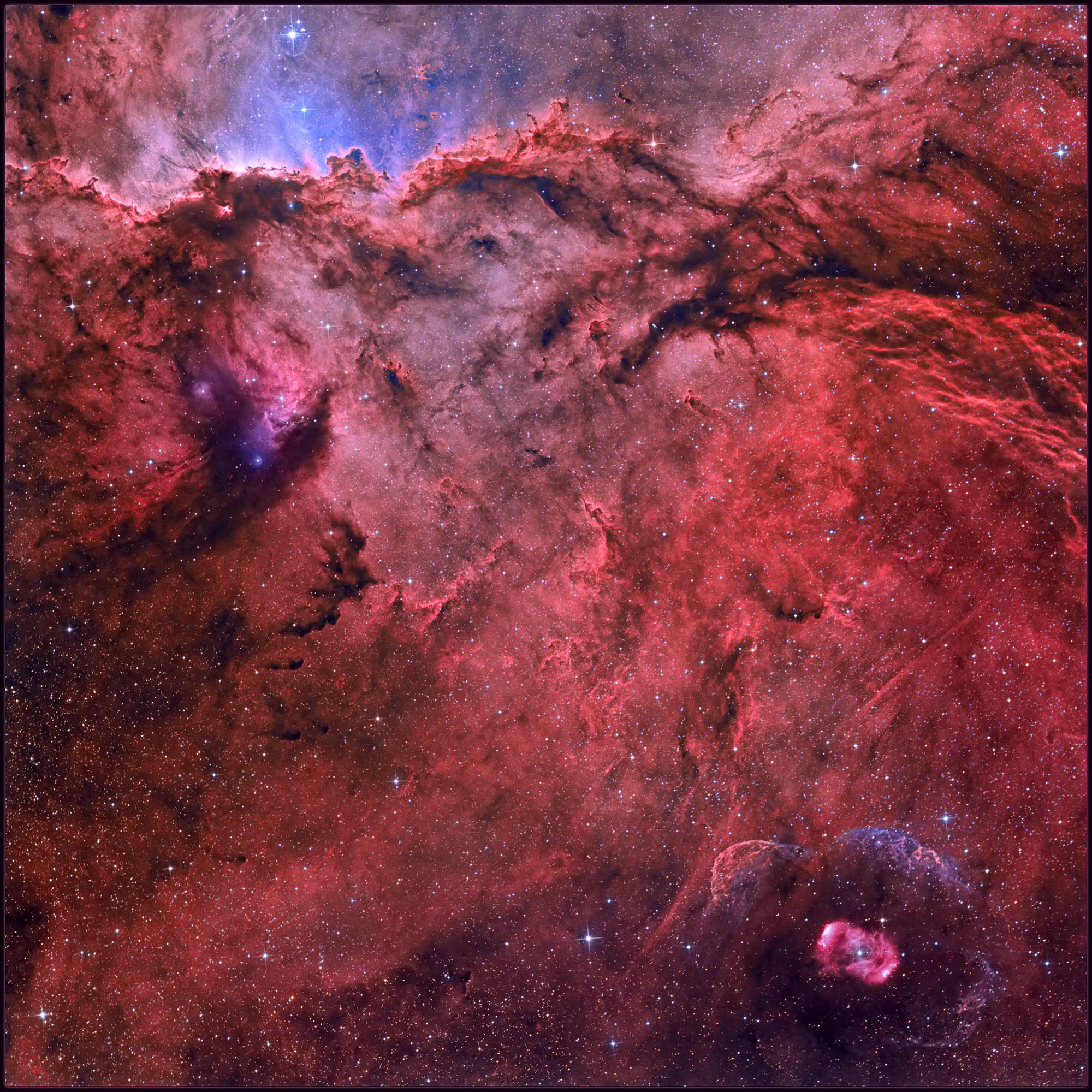 6 Amazing High-Resolution Nebula Wallpapers From NASA
