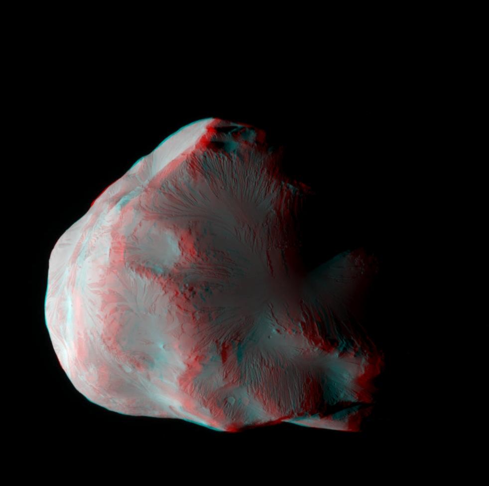 APOD comet image Helene