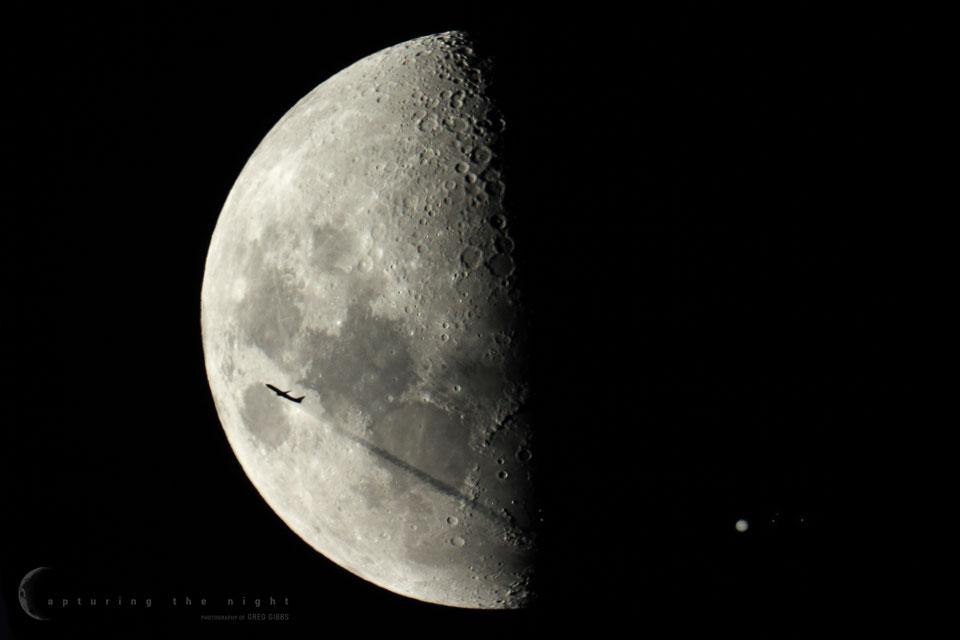 Llévame volando a las lunas