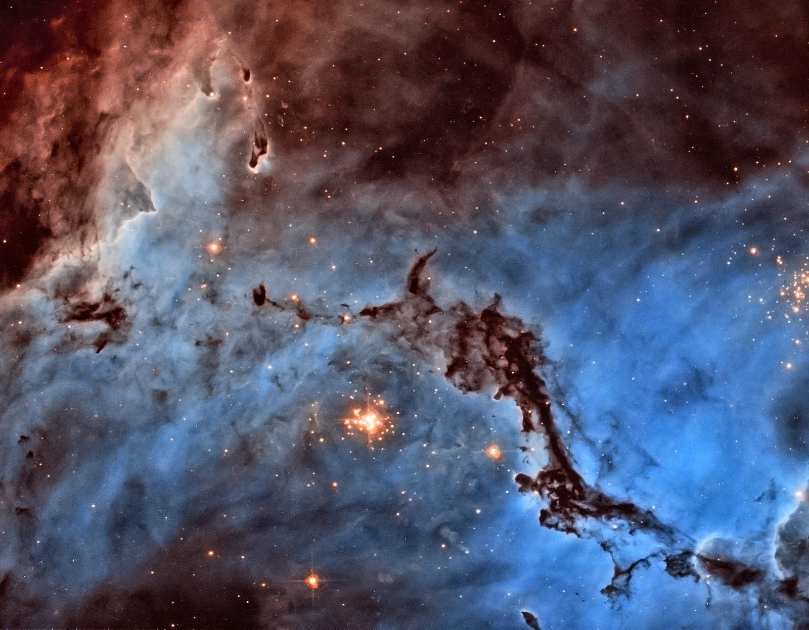 Web камера Вселенная
