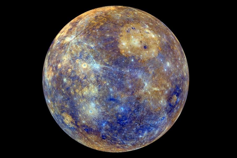 Colores de Mercurio