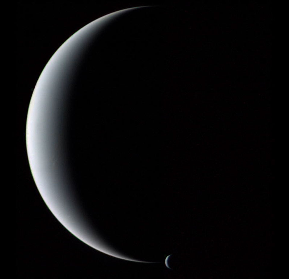 voyager 2 neptune triton - photo #7