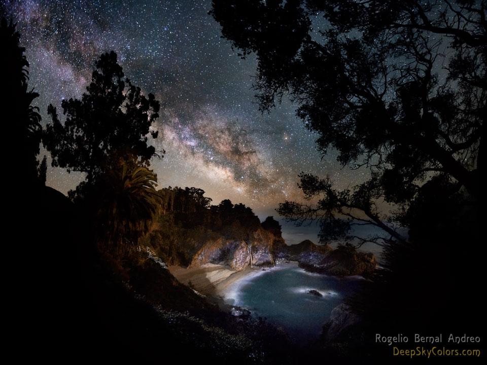 La Cala de la Galaxia