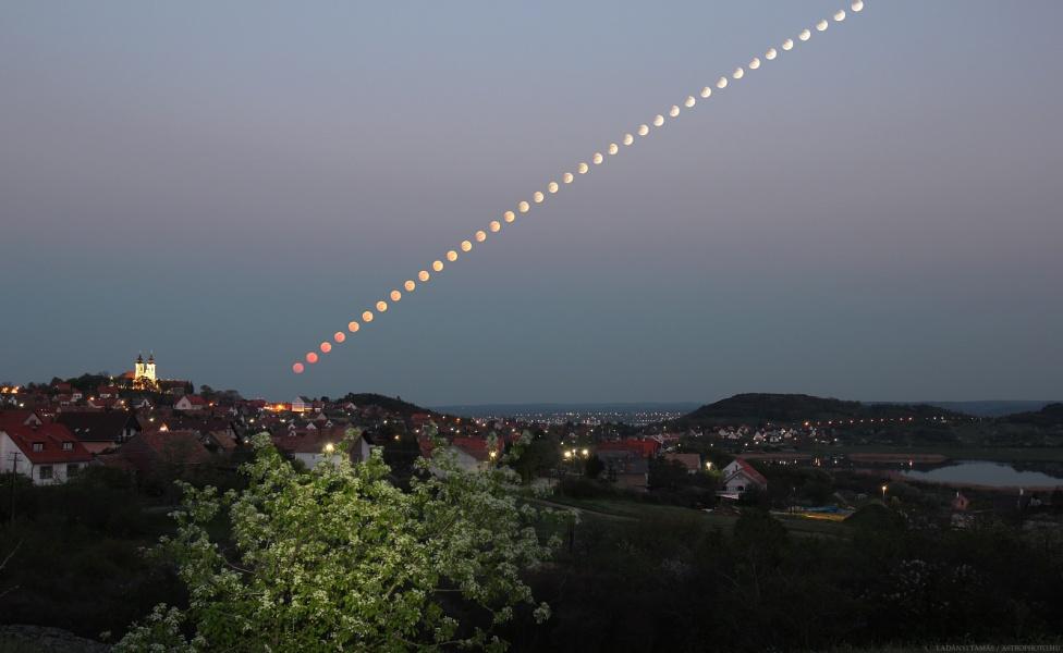 Eclipse de primavera en Hungría