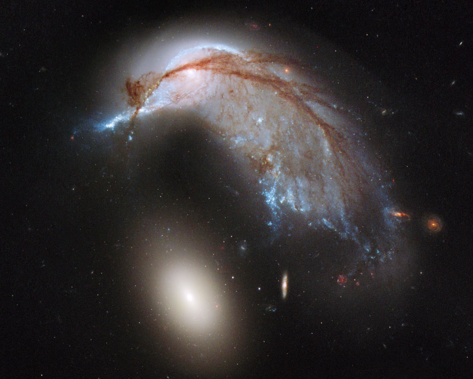 astronomy galaxies pictures of the day - photo #26