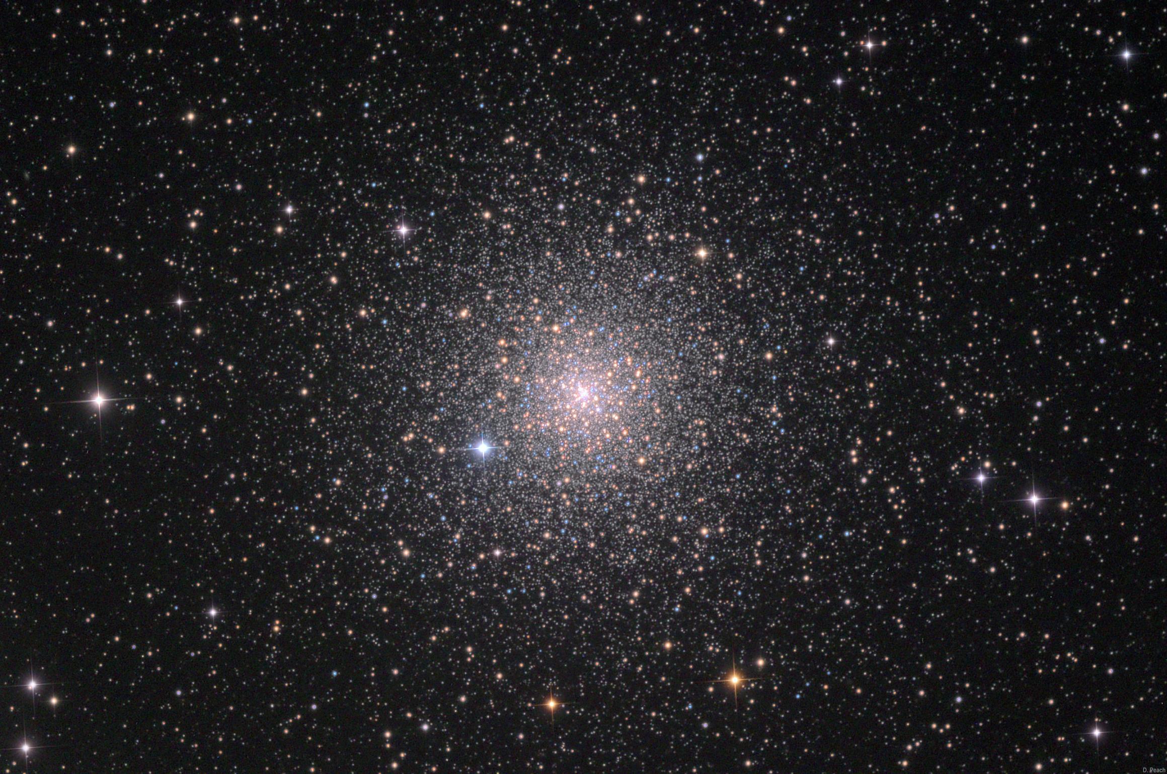 star clusters milky way galaxy - photo #21