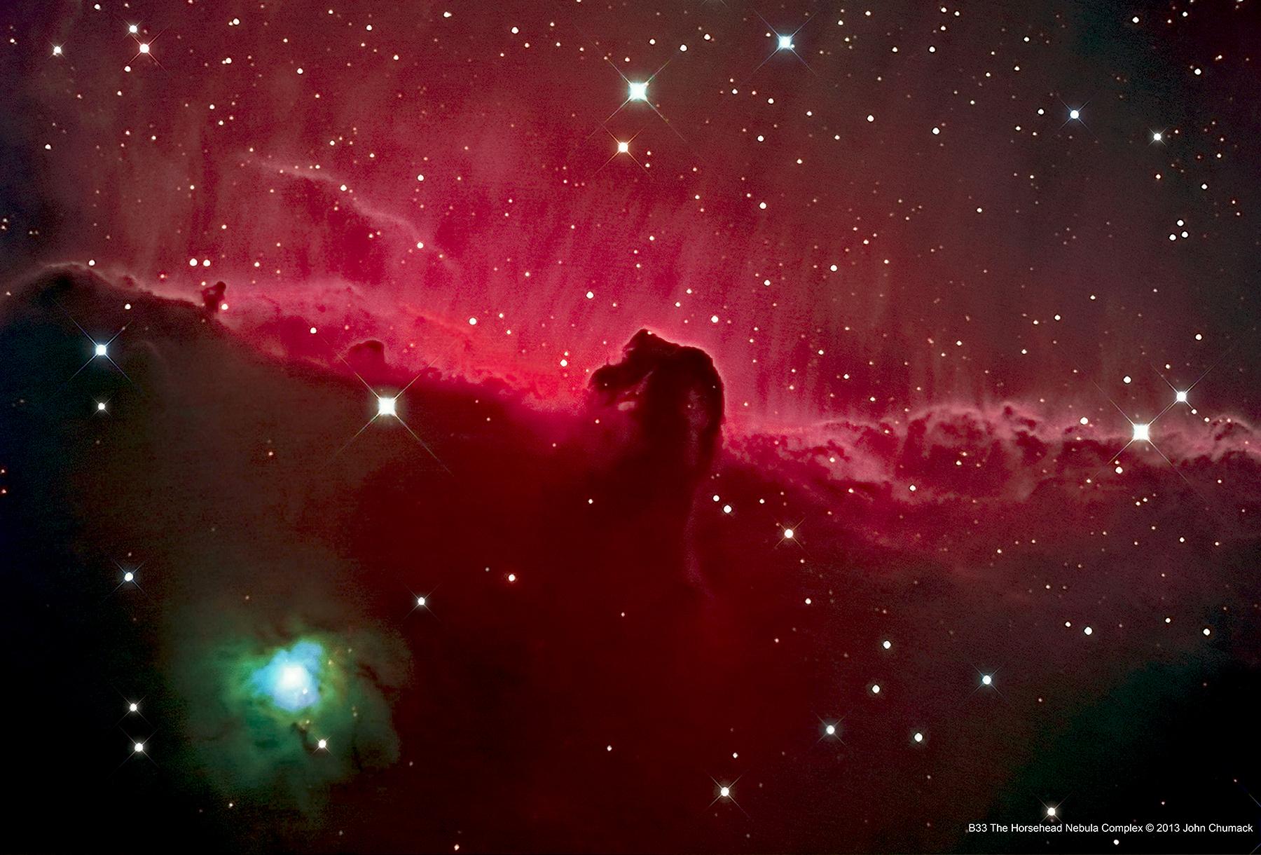 horsehead nebula - photo #16
