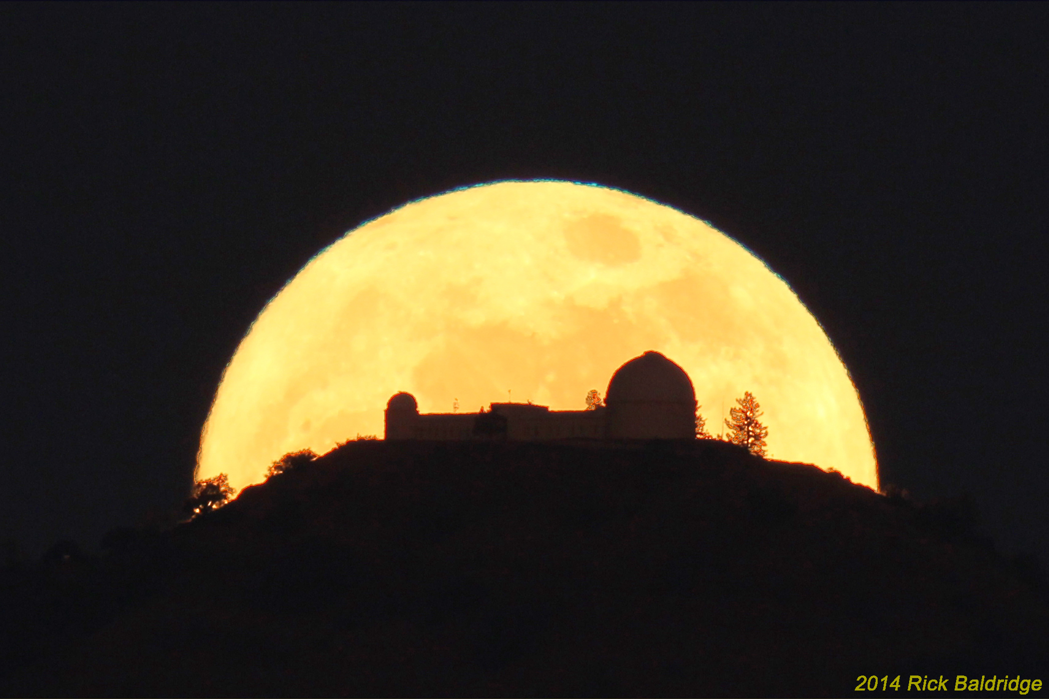 Lick observatory pictures of the moon — photo 11
