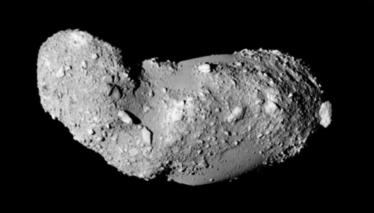 itokawa asteroid surface -#main